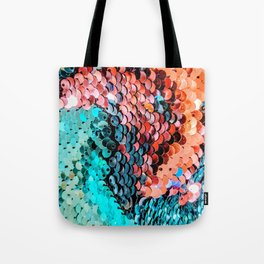 Sequin Tote Bag