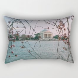 Jefferson Mounument Rectangular Pillow