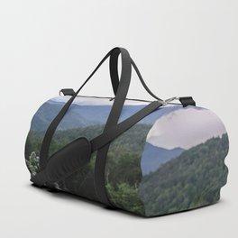 Smoky Mountain Wildflower Adventure - Nature Photography Duffle Bag