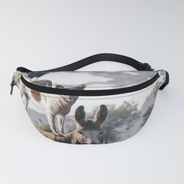 """The """"Town Musicians of Bremen"""" Fanny Pack"""