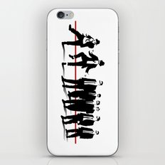 Reservoir Brothers iPhone & iPod Skin