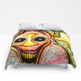 Deceptive Perspective Comforters