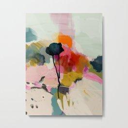 paysage abstract Metal Print