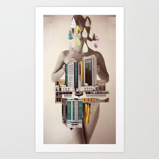 deux Art Print