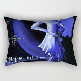 PSO J318.5-22 - NASA Space Travel Poster (Alt) Rectangular Pillow