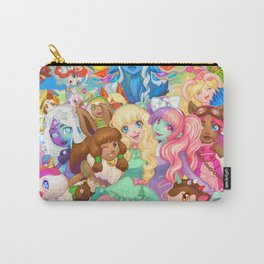Dollightful Banner Art 2018 Carry-All Pouch