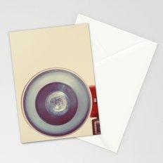 Blue Flash Stationery Cards
