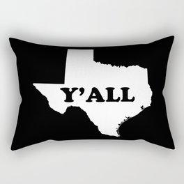 Texas Yall Rectangular Pillow
