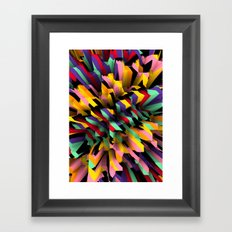 Pixx Framed Art Print
