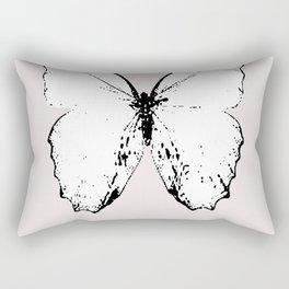 buttefly fly fly away Rectangular Pillow