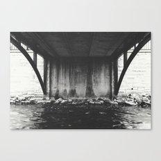 Where It Starts Canvas Print