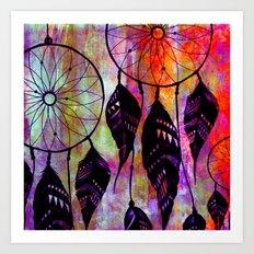 Marleigh's Dream Art Print