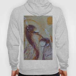 Crazy Love | Fou D'Amour Hoody