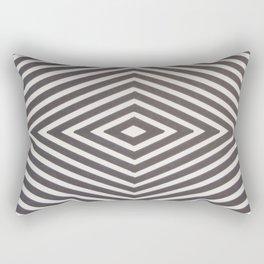 arte óptico 5 Rectangular Pillow