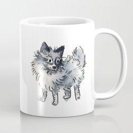 Speckle the Pom Aussie Coffee Mug