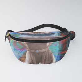 The Butterfly-censored Fanny Pack