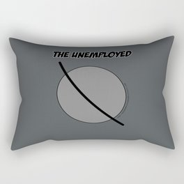 The Unemployed - Sam's t-shirt Rectangular Pillow