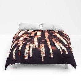 July Skies #7 Comforters