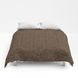 outdoor patterns brown Comforters