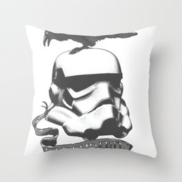 Vader's Expendables Throw Pillow
