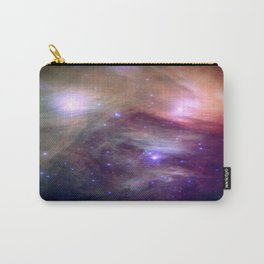 Galaxy : Pleiades Star Cluster NeBula Carry-All Pouch