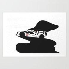 919 Hybrid Art Print