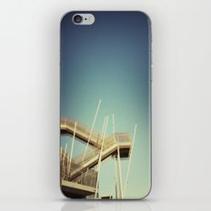 Industrial Stairs iPhone & iPod Skin