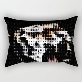 Tiger Star Rectangular Pillow