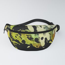 Abstract Garden 2 Fanny Pack
