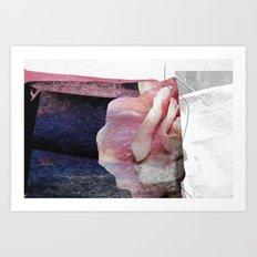 floral sence Art Print