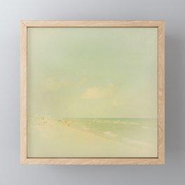 One Summer Day Framed Mini Art Print