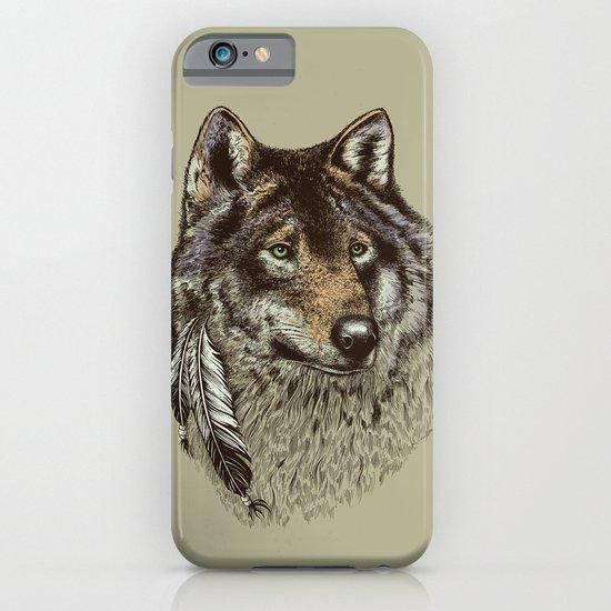 Wolfen iPhone & iPod Case