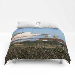 Coastguard Cottage Comforters