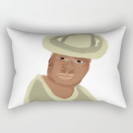 Southern Gentleman Rectangular Pillow
