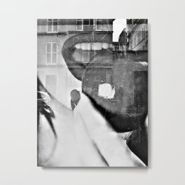 Composition2 Metal Print