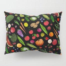 Farmers Market Pillow Sham