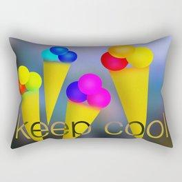 Just Cool Rectangular Pillow