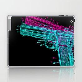 Gun Diagram Laptop & iPad Skin