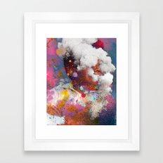 Untitled 20110308h (Gary) Framed Art Print