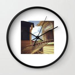 Hammock Days Wall Clock