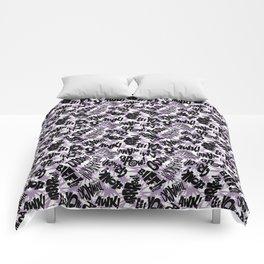 Biff Bam Pow 2 Comforters