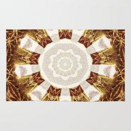 Fractal Carpet Mandala 19 Rug