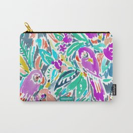 PARROT PARTY Carry-All Pouch