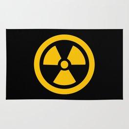 Yellow Radioactive Rug