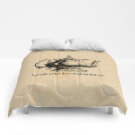 Jane Austen - Nothing But Tea Comforters