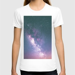 Galaxy dreams T-shirt