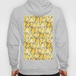 chick pattern Hoody