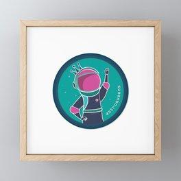 Astroqueens Framed Mini Art Print