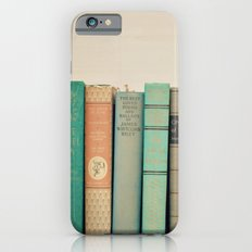 Literary Gems I Slim Case iPhone 6s