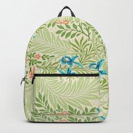 Vintage Greenery Background Backpack